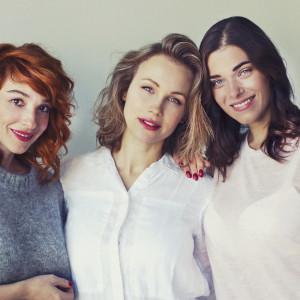 Vica Kerekeš, Vlastina Svátková, Irena Máchová pro NF SUDIČKA